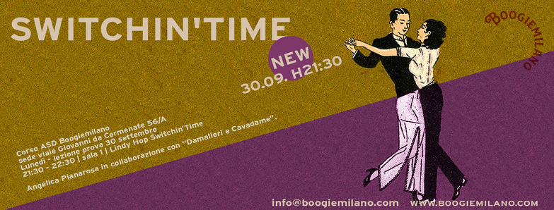 30.09.19 | Nuovo Corso | Switchin'Time
